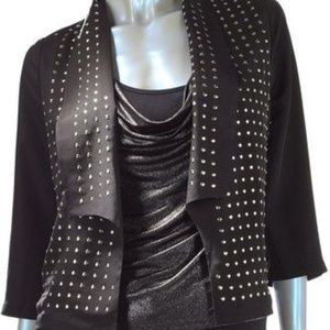 Rock & Republic Embellished Jacket Size 2